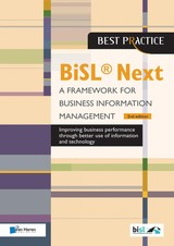 BiSL ® Next - A Framework for Business Information Management 2nd edition - Brian  Johnson - ISBN: 9789401803403
