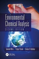 Environmental Chemical Analysis - Kebbekus, B.b. (new Jersey Institute Of Technology, Newark, Usa); Patnaik, Pradyot (new Jersey Institute Of Technology, Newark, Usa); Mitra, S. (new Jersey Institute Of Technology, Newark, Usa) - ISBN: 9780849338380