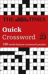 Times Quick Crossword Book 23 - The Times Mind Games - ISBN: 9780008285388