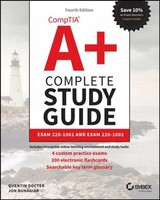 Comptia A+ Complete Study Guide - Docter, Quentin; Buhagiar, Jon - ISBN: 9781119515937