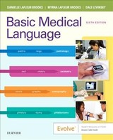 Basic Medical Language With Flash Cards - Levinsky, Dale M, Md (clinical Associate Professor<br>department Of Family And Community Medicine<br>university Of Arizona College Of Medicine<br>tucson, Arizona); Lafleur Brooks, Myrna (founding President Of The National Association Of Health Unit Clerks/coordinators, Faculty Emeritus, Maricopa County Community College District, Phoenix, Az); Lafleur Brooks, Danielle (faculty, Medical Assisting And Allied Health And Science<br>community College Of Vermont<br>montpelier, Vermont) - ISBN: 9780323533195