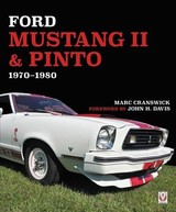 Ford Mustang Ii & Pinto 1970 To 80 - Cranswick, Marc - ISBN: 9781787112674