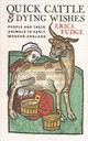 Quick Cattle And Dying Wishes - Fudge, Erica - ISBN: 9781501715075