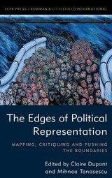 Edges Of Political Representation - Dupont, Claire (EDT)/ Tanasescu, Mihnea (EDT) - ISBN: 9781785522970