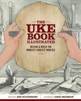 Uke Book Illustrated - Weissenrieder, John; Greenbaum, Sarah - ISBN: 9781497100077