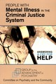 People With Mental Illness In The Criminal Justice System - Committee On Psychiatry And The Community; Group for the Advancement of Psy... - ISBN: 9780873182195