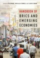 Handbook Of Brics And Emerging Economies - ISBN: 9780198827535