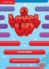 Level Up Level 3 Class Audio Cds (5) - Nixon, Caroline; Tomlinson, Michael - ISBN: 9781316649046