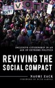 Reviving The Social Compact - Zack, Naomi - ISBN: 9781538120118
