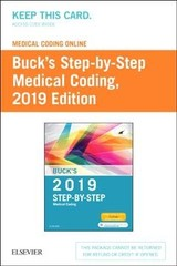 Buck's Medical Coding Online For Step-by-step Medical Coding, 2019 Edition Access Card - Elsevier (COR) - ISBN: 9780323582568