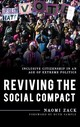 Reviving The Social Compact - Zack, Naomi - ISBN: 9781538120125