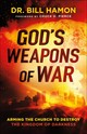 God's Weapons Of War - Hamon, Dr. Bill - ISBN: 9780800799144