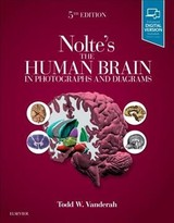 Nolte's The Human Brain in Photographs and Diagrams - Vanderah, Todd - ISBN: 9780323598163