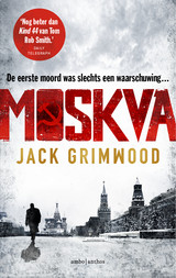 Moskva - Jack  Grimwood - ISBN: 9789026345531