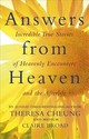 Answers From Heaven - Cheung, Theresa; Broad, Claire - ISBN: 9780349413020