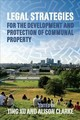 Legal Strategies For The Development And Protection Of Communal Property - ISBN: 9780197266380