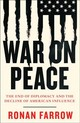 War On Peace - Farrow, Ronan - ISBN: 9780007575657