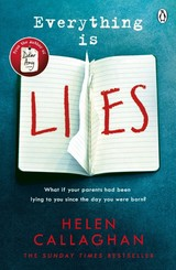 Everything Is Lies - Callaghan, Helen - ISBN: 9781405923439