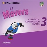 A1 Movers 3 Audio Cds - (NA) - ISBN: 9781108465236