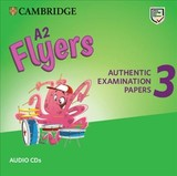 A2 Flyers 3 Audio Cds - (NA) - ISBN: 9781108465267