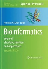 Bioinformatics - Keith, Jonathan M. (EDT) - ISBN: 9781493966127