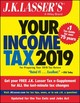 J.k. Lasser's Your Income Tax 2019 - Lasser, J. K. - ISBN: 9781119532712