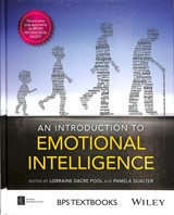 Introduction To Emotional Intelligence - Pool, Lorraine Dacre (EDT)/ Qualter, Pamela (EDT) - ISBN: 9781119108276