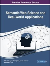 Semantic Web Science And Real-world Applications - Lytras, Miltiadis D. (EDT)/ Aljohani, Naif (EDT)/ Damiani, Ernesto (EDT)/ Chui, Kwok Tai (EDT) - ISBN: 9781522571865