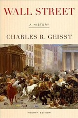 Wall Street - Geisst, Charles R. (ambassador Charles A. Gargano Professor Of Finance, Manhattan College) - ISBN: 9780190613549