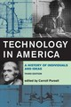 Technology In America - Pursell, Carroll (EDT) - ISBN: 9780262535779