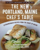 New Portland, Maine, Chef's Table - Hathaway, Margaret - ISBN: 9781608939596