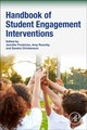 Handbook Of Student Engagement Interventions - Fredricks, Jennifer Ann; Christenson, Sandra L.; Reschly, Amy L. - ISBN: 9780128134139
