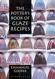 Potter's Book Of Glaze Recipes - Cooper, Emmanuel - ISBN: 9781912217816