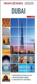 Insight Guides Flexi Map Dubai - Apa Publications Limited - ISBN: 9781789190694
