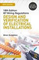 Iet Wiring Regulations: Design And Verification Of Electrical Installations - Scaddan, Brian - ISBN: 9781138606005