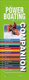 Powerboating Companion - White, Peter - ISBN: 9781912177202