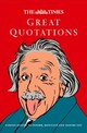 Times Great Quotations - ISBN: 9780008313616