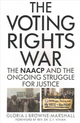 Voting Rights War - Browne-marshall, Gloria J. - ISBN: 9780810896246