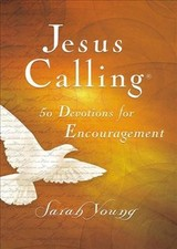 Jesus Calling 50 Devotions For Encouragement - Young, Sarah - ISBN: 9781400310920