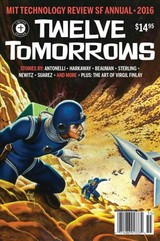 Twelve Tomorrows 2016 - Review, Technology - ISBN: 9780262535601