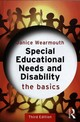 Special Educational Needs And Disability: The Basics - Wearmouth, Janice (university Of Bedfordshire, Uk) - ISBN: 9781138590472