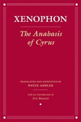 Anabasis Of Cyrus - Xenophon - ISBN: 9780801462368