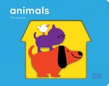 Touchwords: Animals - Chronicle Books - ISBN: 9781452173924