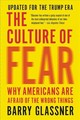 The Culture Of Fear - Glassner, Barry - ISBN: 9781541673489
