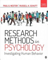 Research Methods In Psychology - Schutt, Russell K.; Nestor, Paul G. - ISBN: 9781544323770