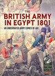 British Army In Egypt 1801 - Divall, Carole - ISBN: 9781911628149