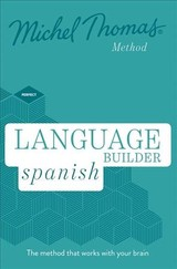 Language Builder Spanish (learn Spanish With The Michel Thomas Method) - Thomas, Michel - ISBN: 9781473692787