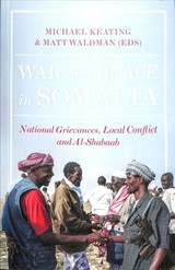 War And Peace In Somalia - ISBN: 9781787380189