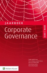 Jaarboek Corporate Governance 2018-2019 - ISBN: 9789013151169