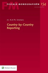 Country-by-Country Reporting - N.A.Th. Smetsers - ISBN: 9789013151923